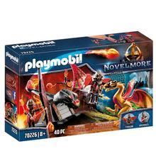 PLAYMOBIL® 70226 Burnham Raiders et dragon doré