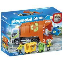 PLAYMOBIL® 70200 Camion de recyclage des ordures