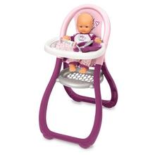 Chaise haute de bébé Baby Nurse SMOBY