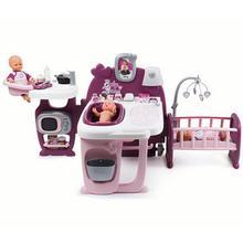 Groot babyhuis Baby Nurse SMOBY