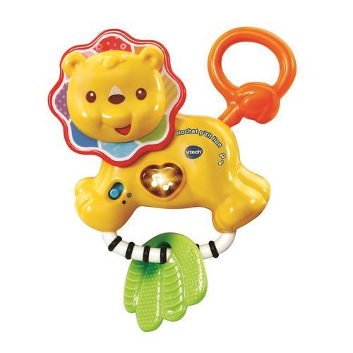 Hochet P'tit Lion VTECH BABY