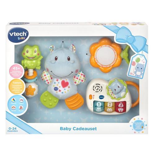 Cadeauset blauw VTECH BABY