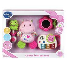 Coffret Naissance - Éveil Des Sens (rose) VTECH BABY