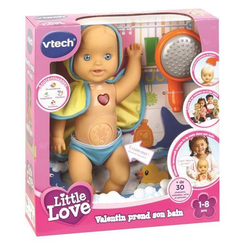 Valentin prend son bain Little Love VTECH