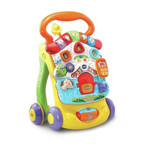 Baby Walker oranje VTECH BABY
