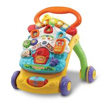 Super trotteur parlant 2 en 1 orange VTECH BABY