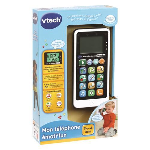 Bel & Tel puppytelefoon VTECH