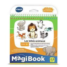 Livre Les Bébés animaux MagiBook VTECH