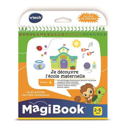 Een dag uit het dagelijks leven MagiBook VTECH