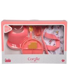 Maaltijdset voor poppen COROLLE
