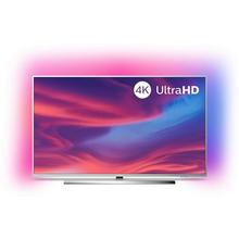 """PHILIPS 65PUS7354 - 65"""" Klasse Performance 7300 Series LED-tv Smart TV Android 4K UHD (2160p) 3840 x 2160 HDR licht zilver"""