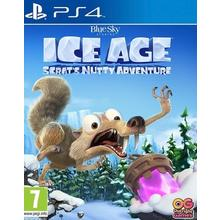 Spel Ice Age: Scrat's Nutty Adventure voor PS4