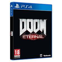 Spel Doom Eternal voor PS4