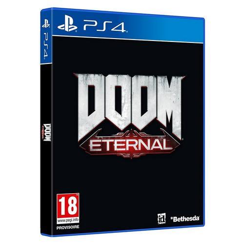 Jeu Doom Eternal pour PS4