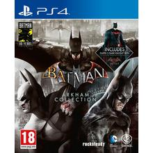 Jeu Batman : Arkham Collection pour PS4
