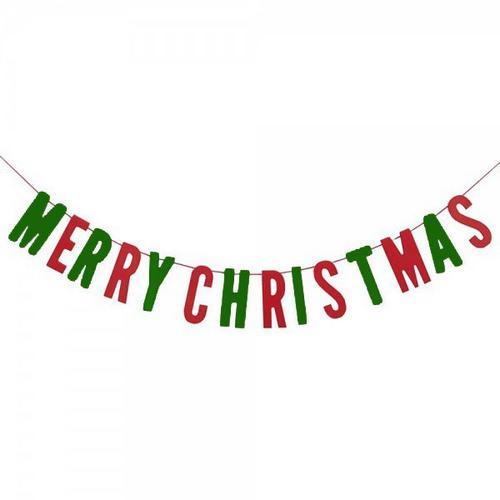 Kerstslinger Merry Christmas
