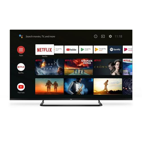 Ultra HD/4K Android smart led-tv 126 cm TCL 50EP683