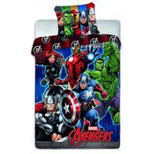 Parure housse de couette Marvel Avengers