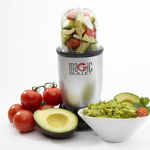 Set blender 11 pièces NUTRIBULLET Magic Bullet V05848
