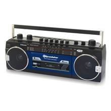 Draagbare radio/cassettespeler ROADSTAR RCR-3025 EBT