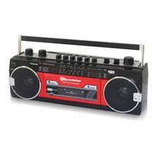 Radio/lecteur cassette portable ROADSTAR RCR-3025 EBT
