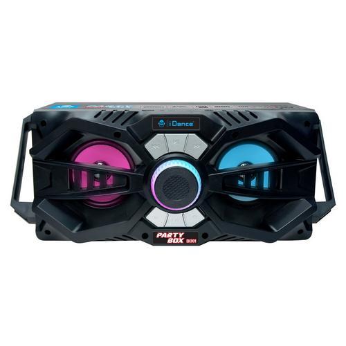 Speaker iDANCE DJ-301-BK