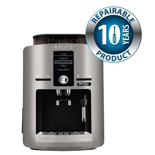 Espressoapparaat KRUPS Espresseria EA82FB10