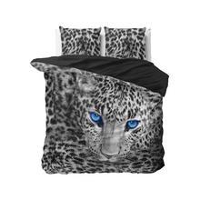Dekbedovertrekset Cheetah Grey