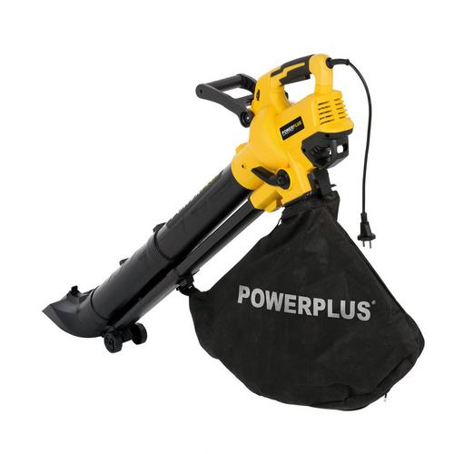 Elektrische bladzuiger & -blazer POWERPLUS POWXG4038