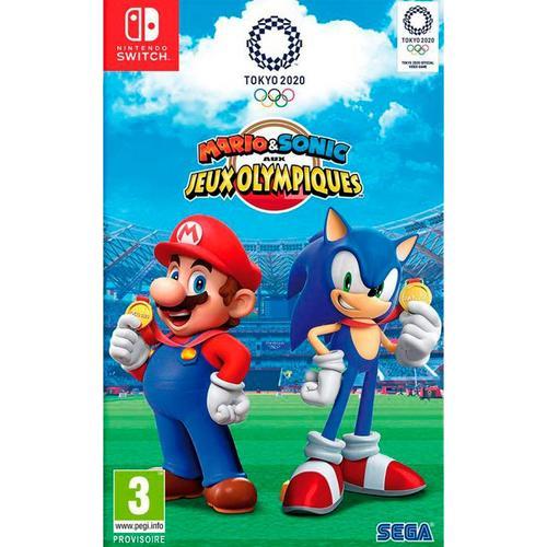Spel Mario & Sonic op de Olympische Spelen: Tokio 2020 voor Nintendo Switch