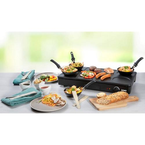Gourmetset 3-in-1 DOMO DO8712W