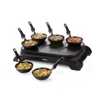 Gourmetset 2-in-1 DOMO DO8710W