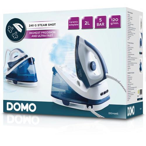 Stoomgenerator DOMO DO7109S