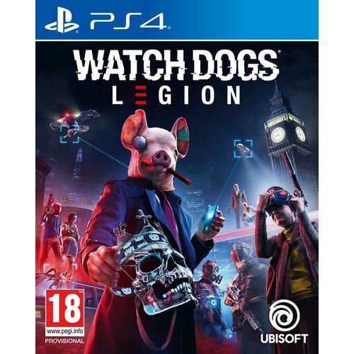 Jeu Watch Dogs Legion pour PS4