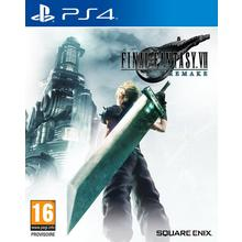 Spel Final Fantasy VII Remake voor PS4