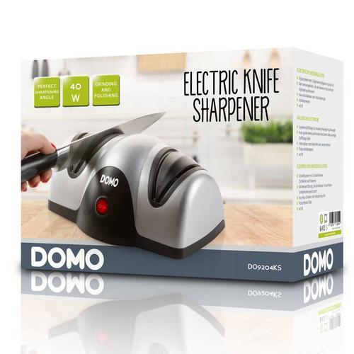 Elektrische messenslijper DOMO DO9204KS