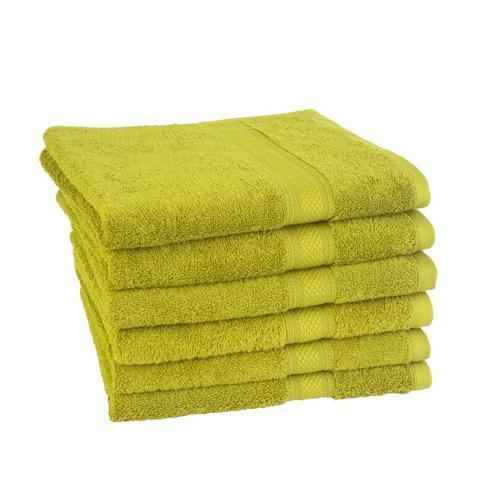 Lot de 6 serviettes Elegance CLARYSSE