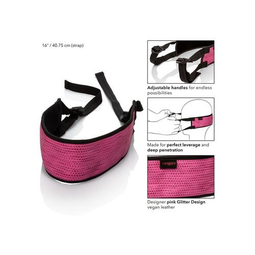 BJ-strap Tickle Me Pink