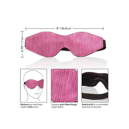 Blinddoek Tickle Me Pink