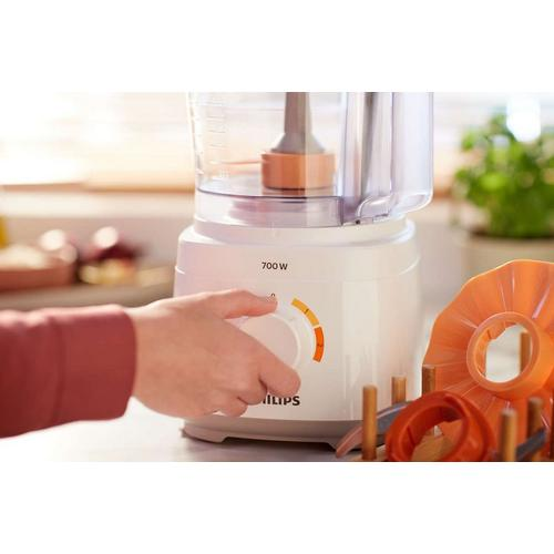Robot ménager compact PHILIPS Daily Collection HR7310/00