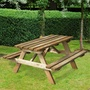 Picknicktafel SOLID SG907
