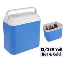 Elektrische koelbox met verwarmfunctie