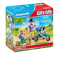 PLAYMOBIL® 70284 Mama met kinderen