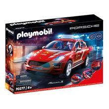PLAYMOBIL® 70277 Porsche Macan S et pompier