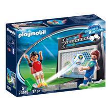 PLAYMOBIL® 70245 Cage avec tirs aux buts