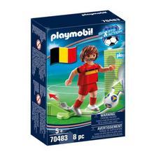 PLAYMOBIL® 70483 Joueur belge de PLAYMOBIL