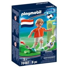 PLAYMOBIL® 70487 Voetbalspeler Nederland