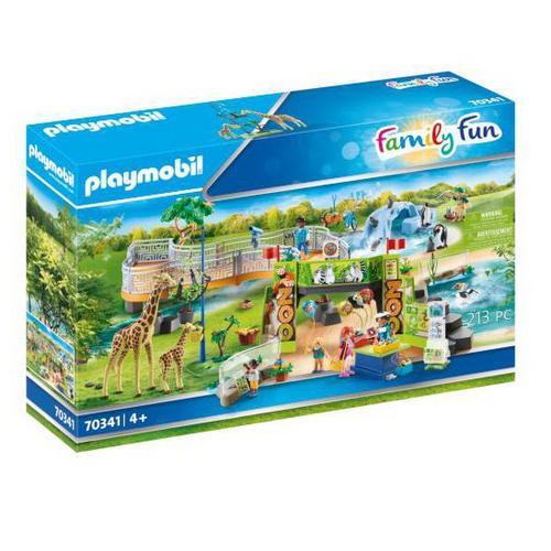 PLAYMOBIL® 70341 Parc animalier