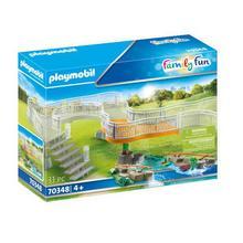 PLAYMOBIL® 70348 Uitbreidingsset voor dierenpark