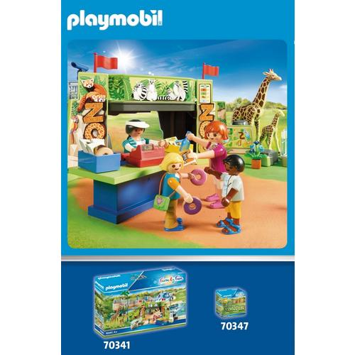 PLAYMOBIL® 70349 Kolonie stokstaartjes